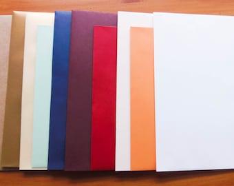 Custom Lined Envelopes