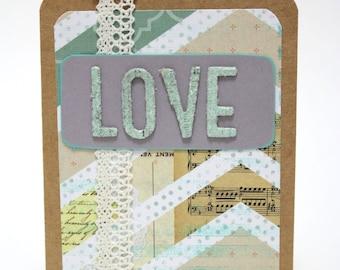 Love Card, Blank