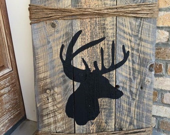 Rustic Deer