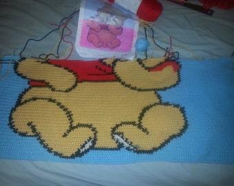Handmade crochet blankets