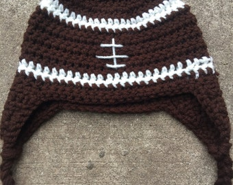 football hat with braids