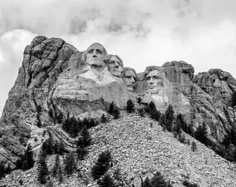The Mists of Mount Rushmore