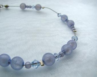 Cloudy Blue Bracelet