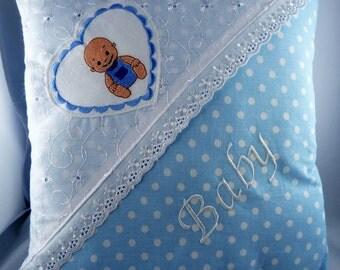 Baby pillows baptism - birth