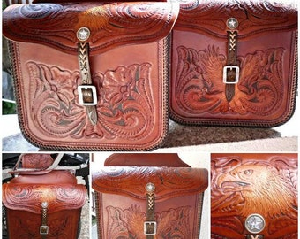 Bags, handmade, leather bags