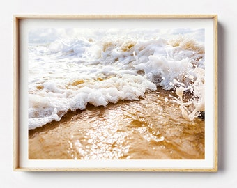 Beach Photography Print - Hello From Byron Bay I - Photographic Art, Beach Art Print,  Photographic Print, Beach Art Print, Photo Print