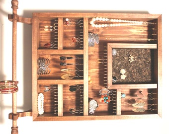 Jewelry Organizer - choose your color - customizable