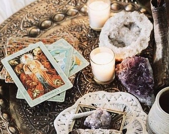 Private Tarot Reading