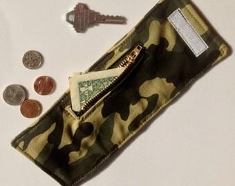 Wrist Wallet, Kids Wallet, Cuff Wallet, Water-resistant Vacation Wallet, Zipper Wallet, Gift for Boys, Wallet you wear