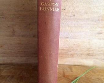British Flora - Gaston Bonnier - First edition Botany book - Antique flower book - natural science