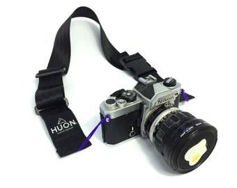Rugged Seatbelt Webbing Camera strap