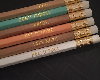 Hello You and more pencil set!