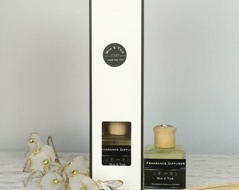 Reed Diffuser, Mandarin Vanilla Creme