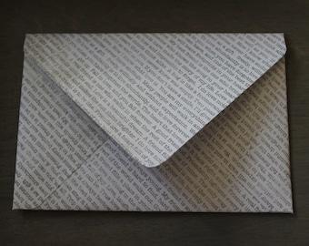 Well-written envelope