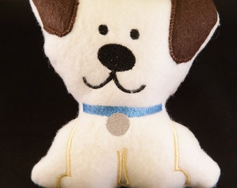 Dog Soft Toy Sofie