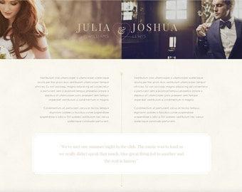 Personalized Wedding Website