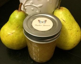 Pear Vanilla Bean Jam