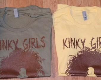Kinky Girls T Shirt