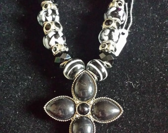 Cross Necklase Handmade