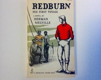 Gorey Cover! Herman Melville: Redburn His first Voyage