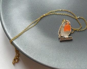 Robin chain gold
