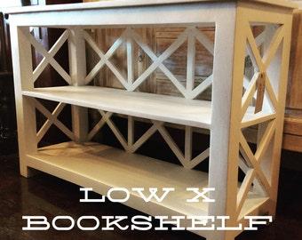 Low Bookshelf