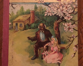 Uncle Tom's Cabin young folks edition by Harriet Beecher Stowe no.182