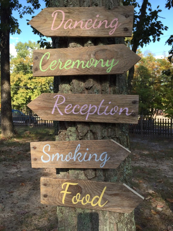 ... arrows Wedding decor Ceremony and Reception arrows Outdoor wedding