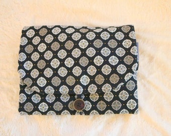 Hand-crafted Travel Changing Pad – Many Designs Available