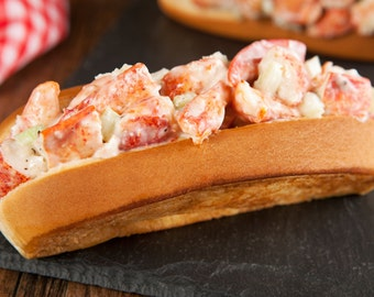 12 Maine Lobster Rolls Kit