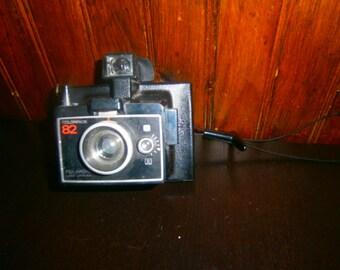 Camera Polaroid colorpack 82 + strap retro vintage 70's year