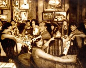KiKi's Dinner 1929