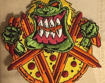 Slaimer Embroidered Patch