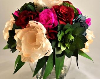 The Pure Passion Bouquet