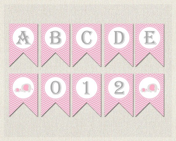 its a girl bunting pdf
