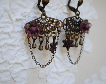 Earrings floral range