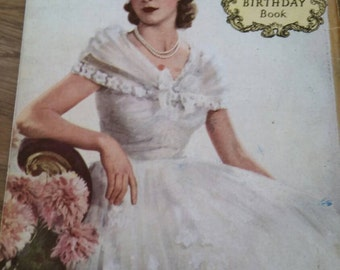 Princess Margarets celebratory 19th Birthday book magazine 1949. Vintage Publication