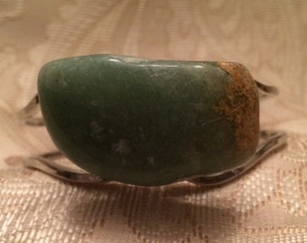 Emerald Green Quartz Bracelet