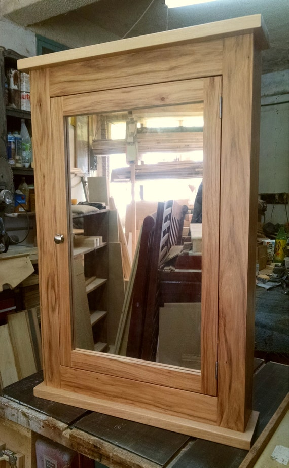Special Order Hickory Mission Medicine Cabinet 20w X 24h X