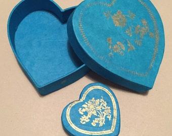 heart shaped gift box (set of 2)