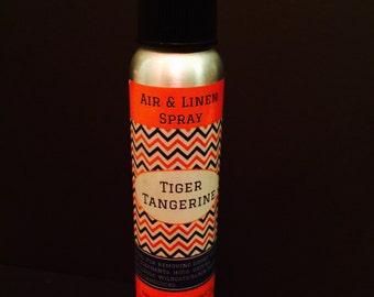 Tangerine Type Room & Linen Spray