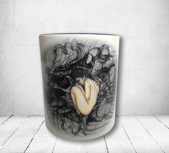 Embraced - 11 oz Ceramic Mug