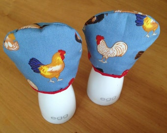 Egg cosy for chicken fans
