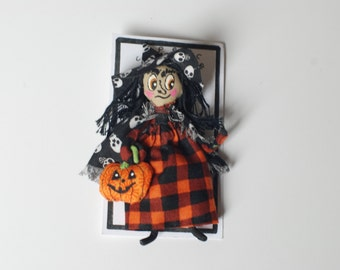 Witch pin