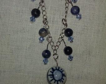 Blue Beauty Necklace
