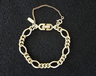 Monet Bracelet / Vintage Bracelet circa 1970s possible older