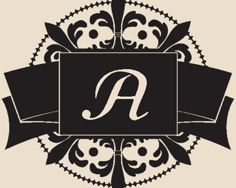 """Decal Alphabet Letters Style 1 - Size Ranges 4""""x4"""" - 12""""x12"""" - Price Ranges 3.99 - 15.99"""