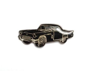 Classic Car Enamel Lapel Pin