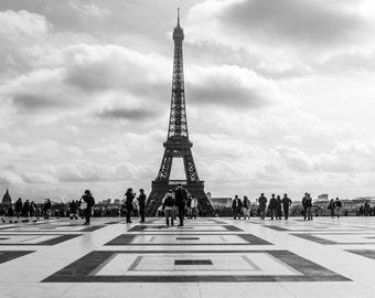 Tour Eiffel, Fine Art Photography Paris France