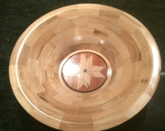 Canadian maple wood